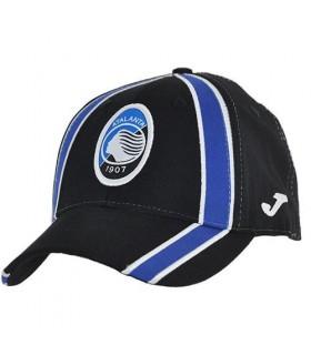 Cappello Baseball Atalanta Ricamato colore Nero