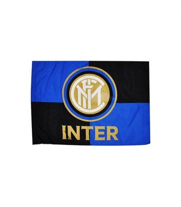 Bandiera Inter mis.40x70 cm