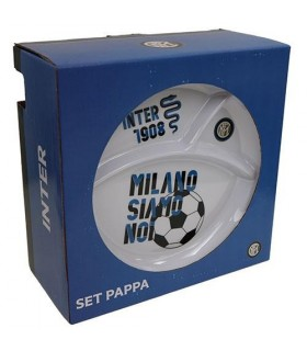 Set da Pasto per bambini composto da 5 pz. FC Inter