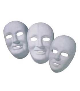 Maschera Bianca Eva