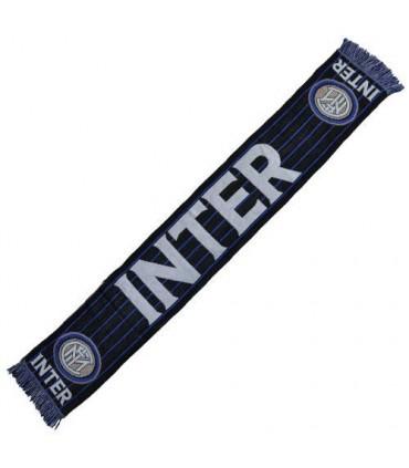 Sciarpa Acrilico Jacquard Fc Inter