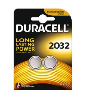 Pila Duracell a bottone  2032  conf. da 10 blister da 2 pz.
