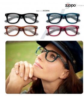 Ricarica Occhiali da Vista Zippo Mod. da 4 pz. Diottria + 3.50