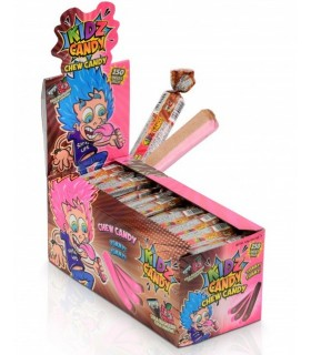 CANDY KIDZ GOMMOSA GUSTO COLA E LAMPONE 8G EXPO 150 PZ.