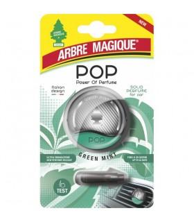 Arbre Magique Deodorante per Auto Green Mint
