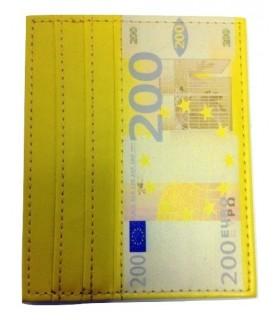 Portacarte/Banconote Klipsò Mod. 200 euro