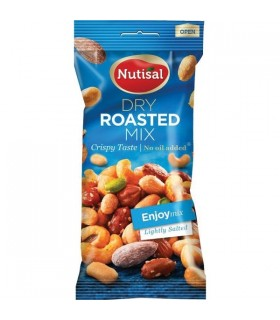 NUTISAL DRY ROASTED MIX ENJOY 60G CONF. 14 PZ.