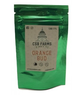 Infiorescenza di Canapa Orange Bud bustina  1 g senza semi