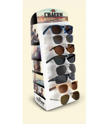 Occhiali da Sole El Charro Kit San Diego Expo da 8 pz. modelli assortiti