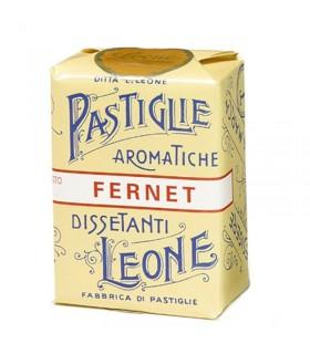 PASTIGLIE LEONE FERNET IN SCATOLETTA DA 30G CONF. 18 PZ.