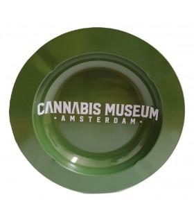 Posacenere in Metallo Amsterdam Cannabis Museum