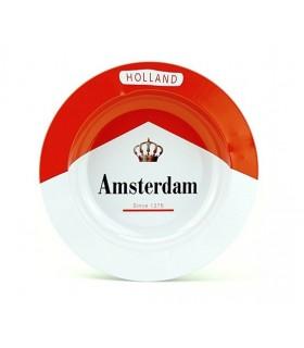 Posacenere in Metallo Amsterdam Since 1975
