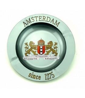 Posacenere in Metallo Amsterdam Since 1275