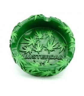 Posacenere in Ceramica Leaf Amsterdam