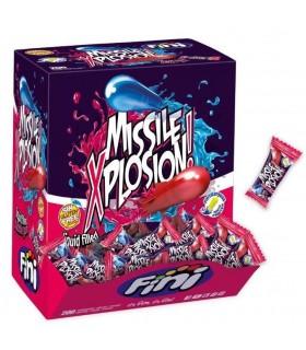 FINI GUM MISSILE XPLOSION GUSTO  EXPO DA 200 PZ.