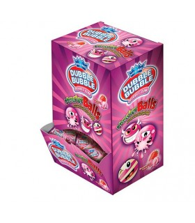 BUBBLE GUM MONSTERBALL FRAGOLA SFUSE CONF. 200 PZ.