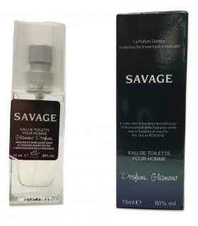 Profumi Glamour Savage Dior da 15 ml