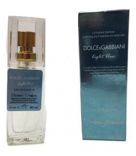 Profumo Glamour Dolce e Gabbana Light Blue da 15 ml