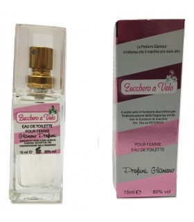 Profumo Glamour Aquolina  Pink Zucchero a Velo da 15 ml