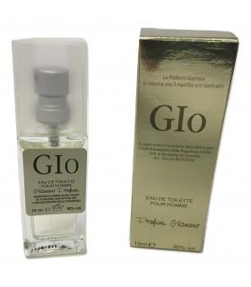 Profumo  Glamour Ispirato a Giorgio Armani Acqua di Giò da 15 ml