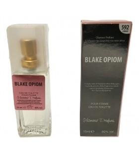 Profumo Glamour Black Opium da 15 ml