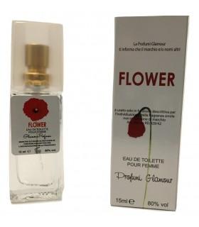 Profumi Glamour Flower by Kenzo da 15 ml