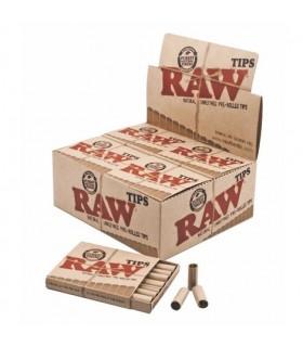Filtri pre rollati Raw conf. 20 pz.