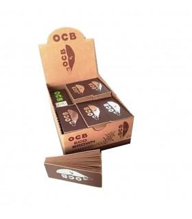 Filtri in Carta Ocb Eco Brown conf. 50 pz.