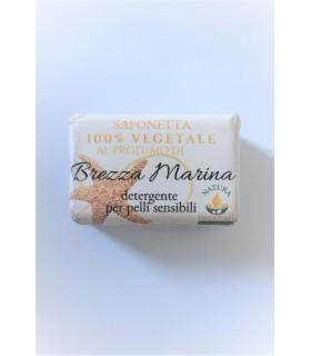 Saponetta Naturale Vegetale Brezza Marina 100g