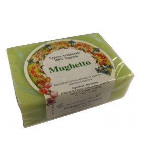 Saponetta Naturale Vegetale Mughetto 100g