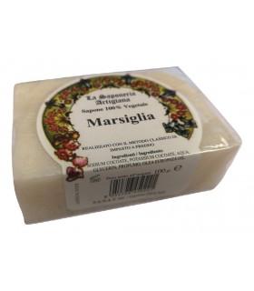 Saponetta Naturale Vegetale Marsiglia100g