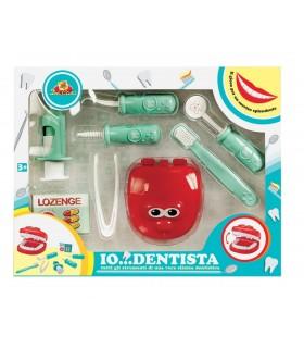 Set Dentista con Accessori