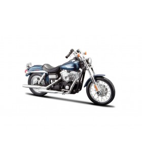 Moto Harley Davidson Fxdbi Dyna Street  Maisto Scala 1:12