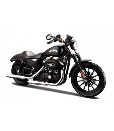 Moto Maisto Harley Davidson 2014 sportster iron  Scala 1:12