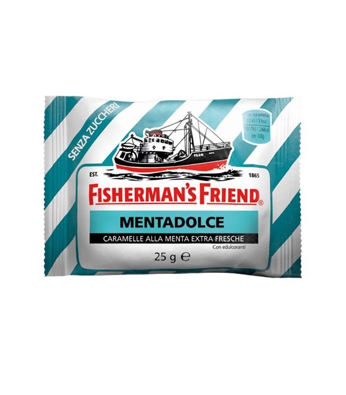 FISHERMAN'S VERDE MENTA DOLCE BUSTINA DA 25 GR CONG. DA 24 PZ