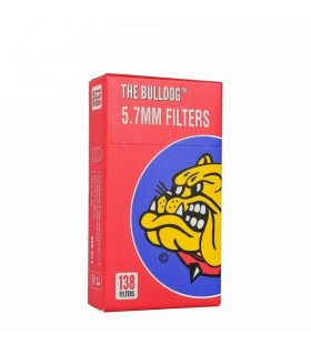 Filtri The Bulldog 5.7mm in Scatolina conf. 20 pz.