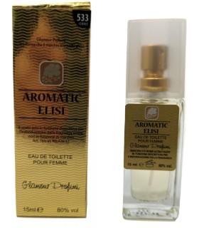 Profumo Glamour Aromatics Elixir da 15 ml