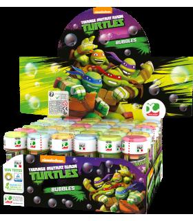 Bolle di Sapone Ninja Turtles da 60 ml conf. 36 pz.