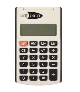 Calcolatrice Elettronica Niji 8 Cifre mis.6x10 cm