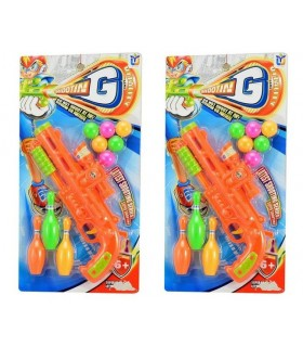 Pistola Bowling Mazzeo Giochi