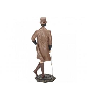 Statua in Resina Teschio Lord Cogswarth H.19 cm