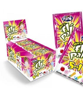 FLI PALO FINI 5IN1  20 GR GUSTO FRAGOLA CONF. 40 PZ.