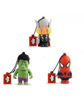 Chiavetta USB 8GB Avengers Disponibili 5 Personaggi