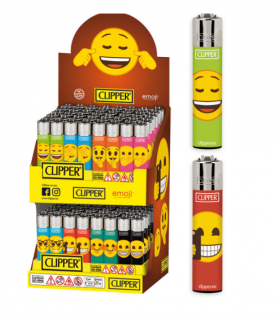 Clipper Large Emoteens Combo Expo in Cartone da 96 pz. assortito con 8 fantasie