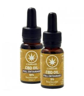 CBD Olio Full Entourage 10% da 10 ml