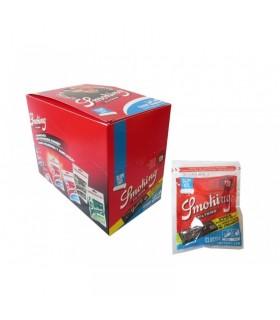 Filtri Smoking Slim 6mm con Cartina Brown conf. da 34 pz.