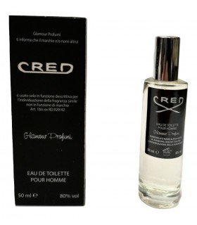 Profumo Glamour Creed Aventus da 50 ml