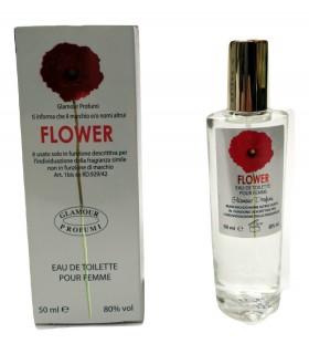 Profumo Glamour Ispirato a  Flower by Kenzo da 50 ml