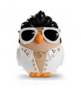 """Statua Goofi Egan in Ceramica """"Elvis"""" mis.8x10"""