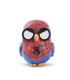 """Statua Goofi Egan in Ceramica """"Spidergufo"""" mis.8x10"""